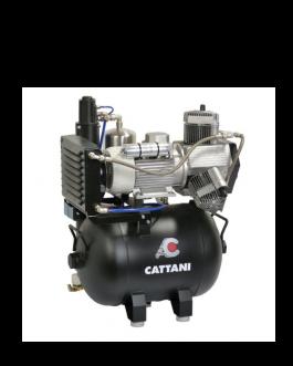 Compressor Cattani AC 310 (CAD-CAM)